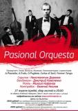 """Pasional Orquestra"", 27 апреля 2016 год"